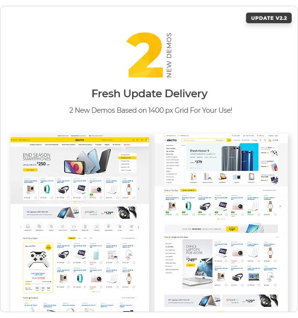 Electro Electronics Store WooCommerce Theme - 8