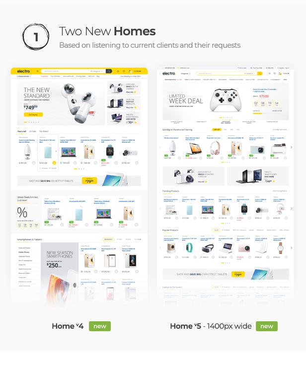 Electro Electronics Store WooCommerce Theme - 12