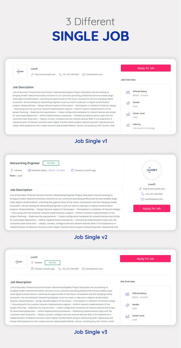 Jobhunt - Job Board WordPress theme for WP Job Manager - 12