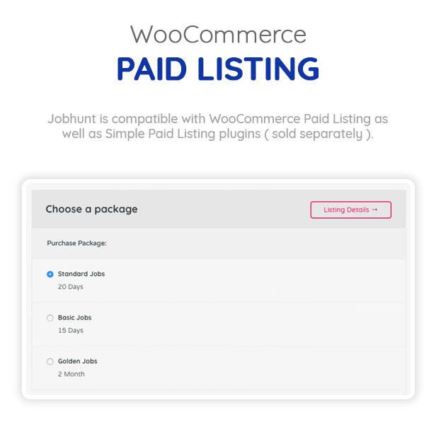 Jobhunt - Job Board WordPress theme for WP Job Manager - 22