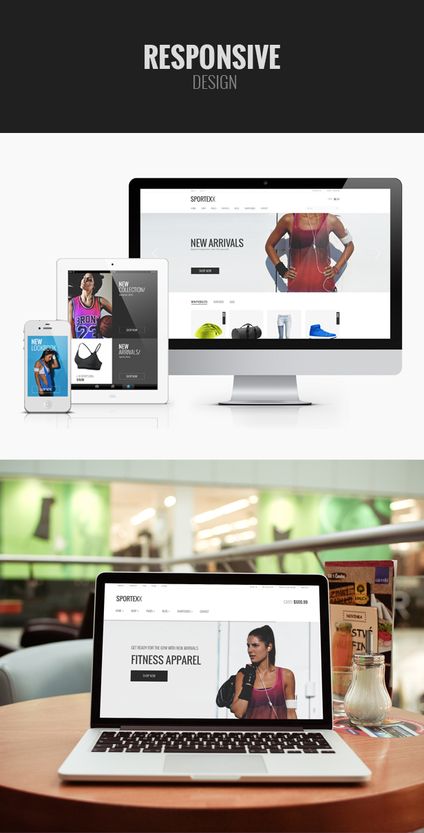 Sportexx - Sports & Gym Fashion WooCommerce Theme - 9