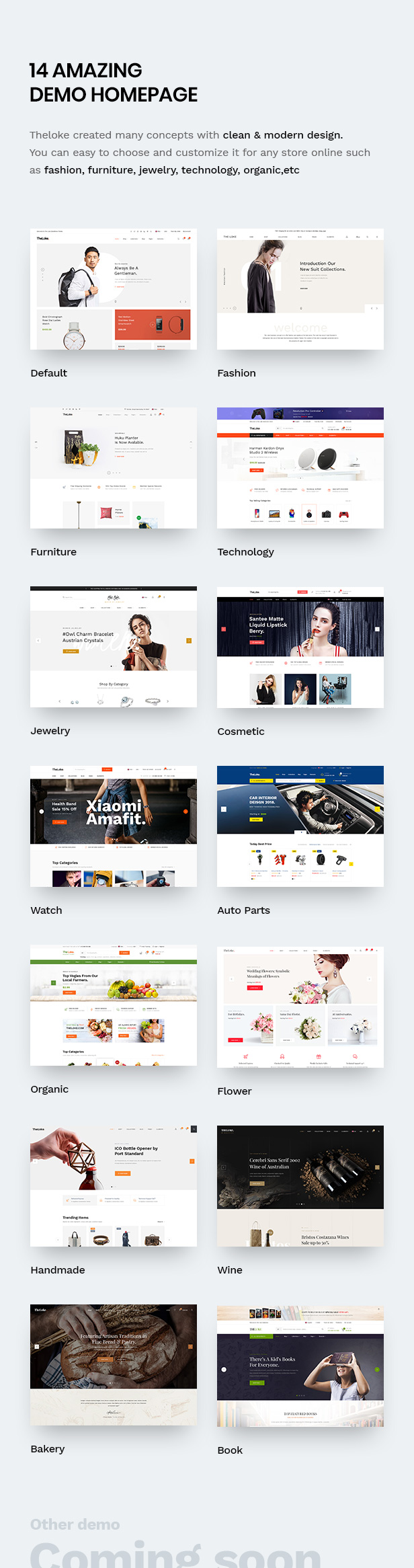 TheLoke - Multi-Purpose & Electronics Store WooCommerce Theme - 2