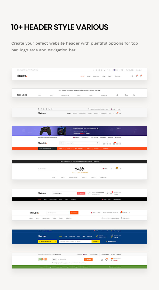 TheLoke - Multi-Purpose & Electronics Store WooCommerce Theme - 8